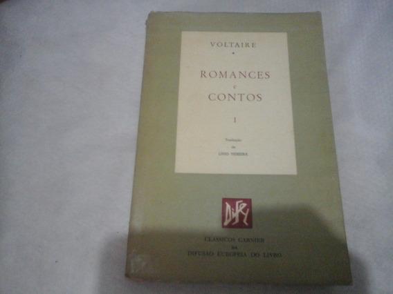 Romances E Contos Voltaire 1959