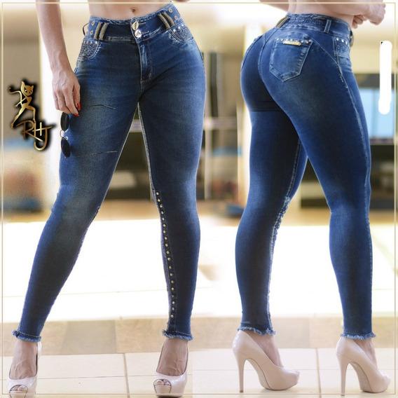 Calça Cigarrete Feminina Rhero Jeans 55047