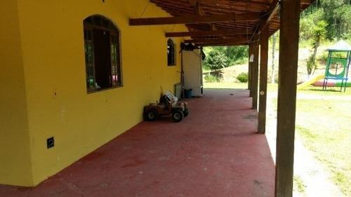 Venda Chácara Com Casa 3 Qt  Em Itapecerica Da Serra- Vi139