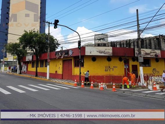 Salão Comercial No Centro De Suzano/sp - 698