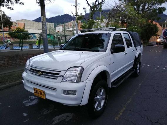 Chevrolet Luv Dimax Gas Y Gasolina Mt 3500 4x4