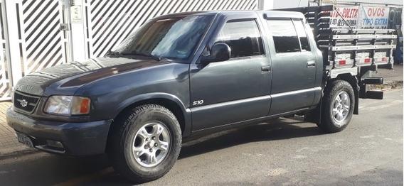 Chevrolet S10 Voltec V6 4.3 Gasolina Cab Dupla Cabine Madei