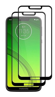 Motorola Moto G7 Power Vidrio Templado Full Pega - Prophone