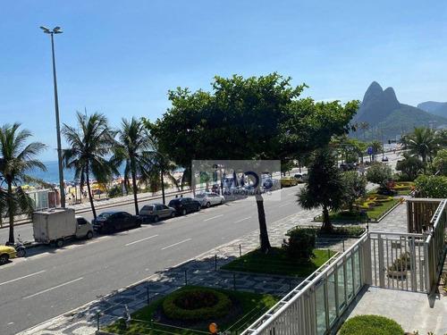 Apartamento Frontal Mar À Venda, 360 M² Por R$ 11.200.000 - Ipanema - Rio De Janeiro/rj - Ap1253