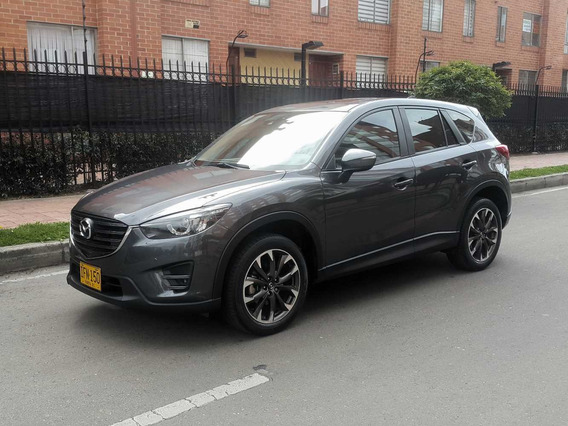 Mazda Cx5 Grand Touring Lx Tp 2500cc 4x4 Ct Tc Fe
