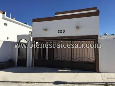 Casa Sola En Renta Privada Residencial Las Canteras