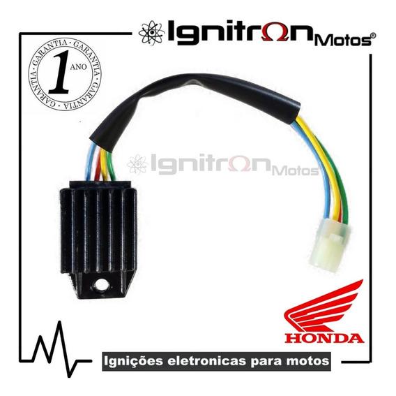 Regulador Retificador De Voltagem Honda Crf 250 X Ignitron
