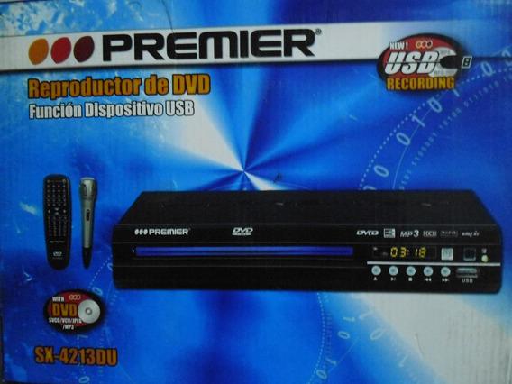 Dvd Premier Sx-4213du Para Reparar