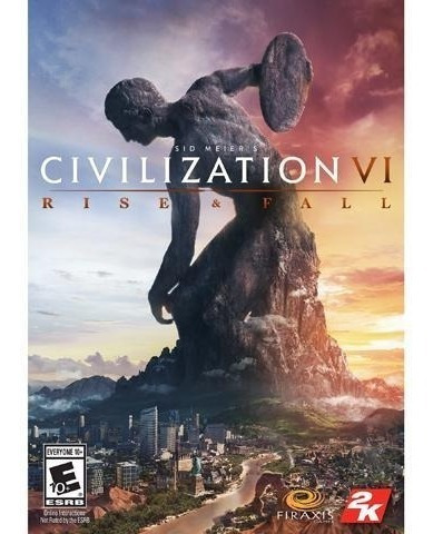 Sid Meiers Civilization Vi - Rise And Fall Dlc Steam Cd Key