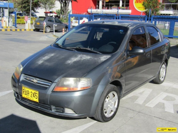 Chevrolet Aveo Mt 1.6 Aa