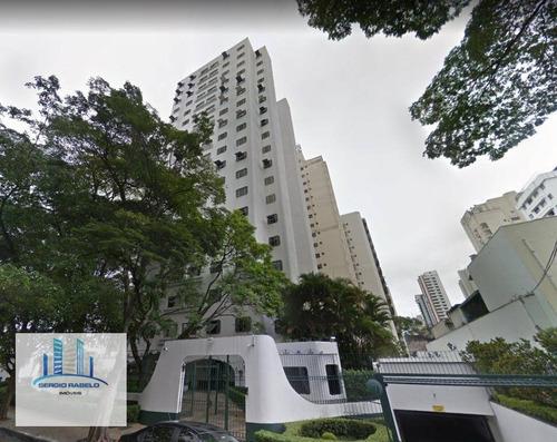 Imagem 1 de 30 de Apartamento Com 3 Dormitórios Para Alugar, 70 M² Por R$ 3.900,00/mês - Moema - São Paulo/sp - Ap3571
