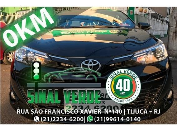 Toyota Yaris 1.3 16v Flex Xl Manual