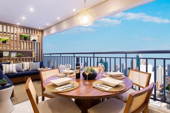 Apartamento A Venda Com 66,0m²,2 Dormitórios,1 Suite,1 Vaga