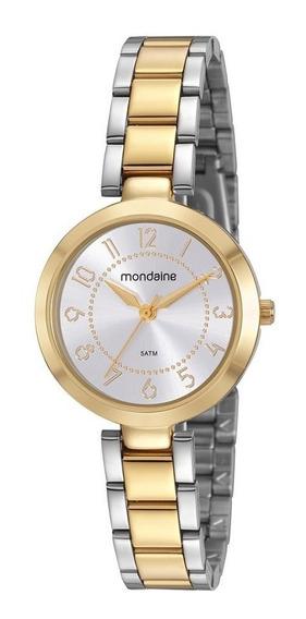 Relógio Mondaine Misto Feminino 32106lpmvbe2