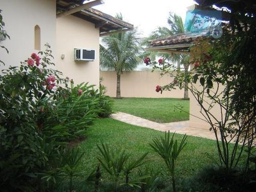 Imagem 1 de 19 de Casa À Venda - Condomínio Jardim Acapulco - Guarujá - Ca0719