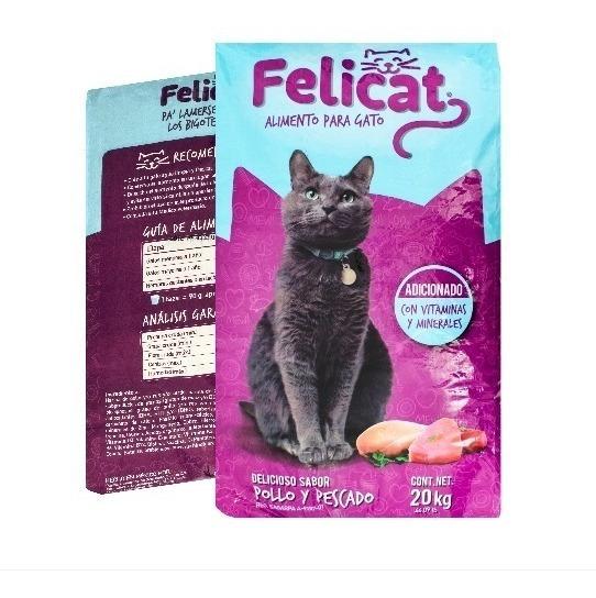 Felicat Alimento Para Gatos 20kg