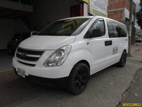 Hyundai Starex H1 Mt 2400cc 12psj Aa