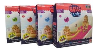 Gelli Baff Gel Para Jugar En La Bañera 300g Colores Varios