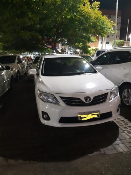 Toyota Corolla 2.0 16v Xei Flex Aut. 4p 2014
