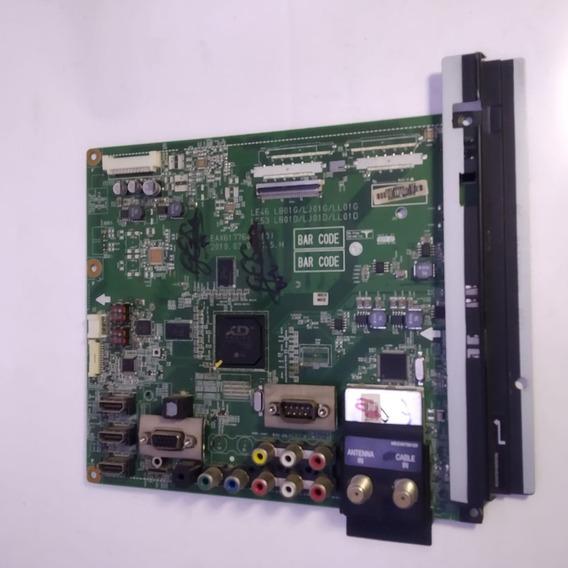 Placa Principal Lg 32le5300 Cód Eax61776402(0) + Garantia