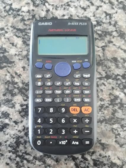 Calculadora Casio Fx-82es Plus Funcionando Campinas