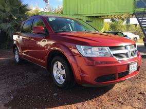 Dodge Journey 2.4 Sxt 7 Pasj At 2010