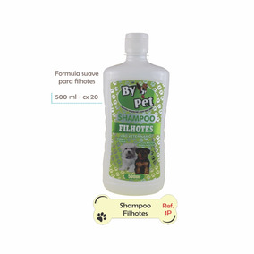 Shampoo Misto By Pet 500ml Cx Un10