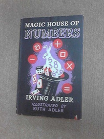Livro Magic House Of Numbers Irving Adler