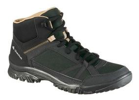 Zapatos Trekking Marca Frances Quechua Talla 39 Con Garantia