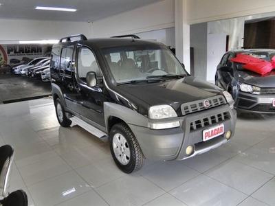 Fiat Doblò Adventure 1.8 Mpi 8v, Jgs4807