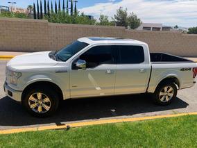 Ford Lobo 3.5 Platinum Cabina Doble 4x4 Mt 2015