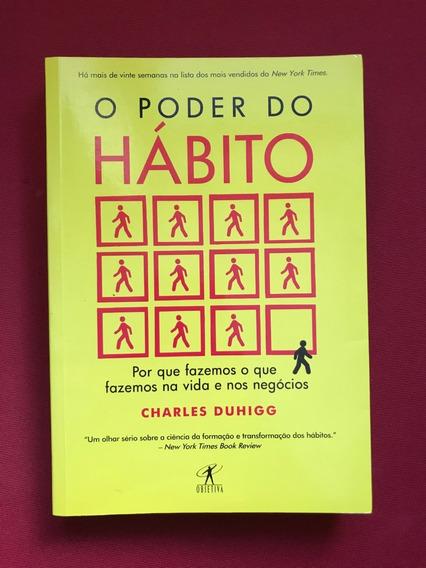 Livro - O Poder Do Hábito - Charles Duhigg - Semin.