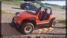 Arenero Buggy Fiat Reformado