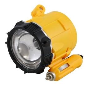 Lanterna Para Emergências De Carro 10w - 12v