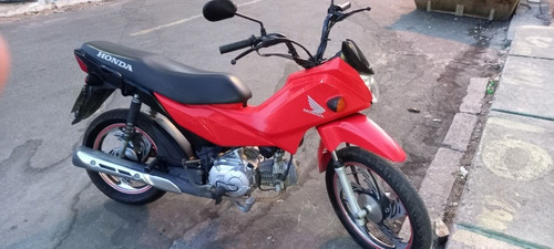 Imagem 1 de 4 de Honda  Pop 110