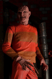 Neca Freddy Krueger Nightmare On Elm Street - Classic Video