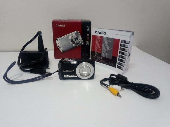 Câmera Digital Casio Exilim Ex-z2