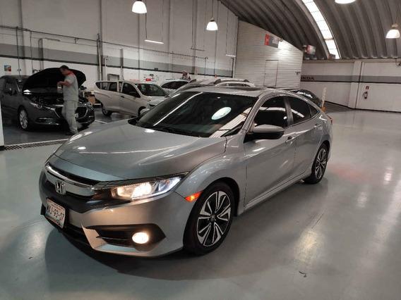 Honda Civic 2016 4 Pts. Turbo Plus Cvt 4drs