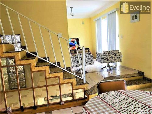 Casa De Condomínio Com 3 Dorms, Vila Oliveira, Mogi Das Cruzes - R$ 1.250.000,00, 280m² - Codigo: 534 - V534