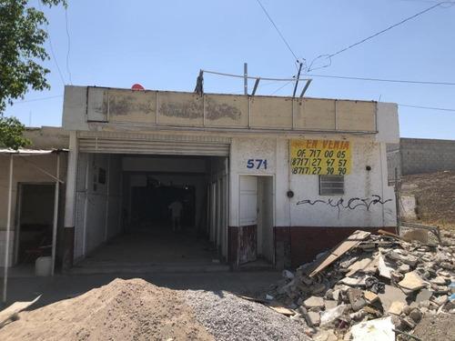 Imagen 1 de 9 de Bodega Comercial En Venta Torreon Centro