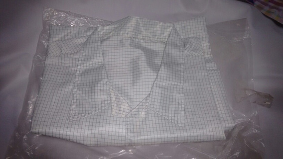 Camisa Jaleco Antitastico Tamanho G