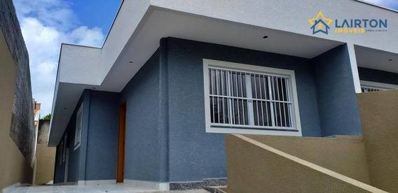 Casa À Venda, 84 M² Por R$ 395.000,00 - Jardim Dos Pinheiros - Atibaia/sp - Ca2004