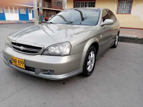 Chevrolet Epica Gls 2000cc Mt Abs 2ab Aa