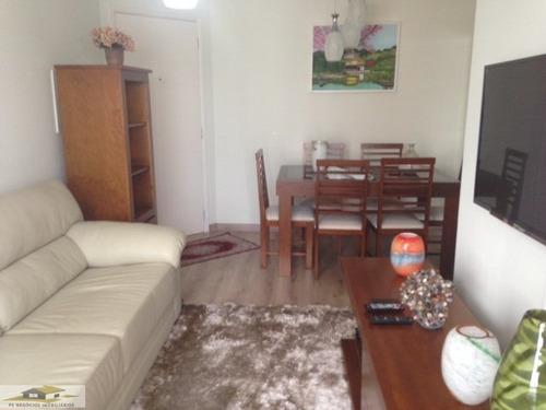 Imagem 1 de 20 de Apartamento A Venda No Bairro Aclimação Em São Paulo - Sp.  - Aps564-1