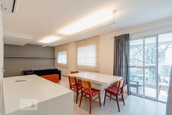 Apartamento Para Aluguel - Vila Olímpia, 2 Quartos, 105 - 893103959