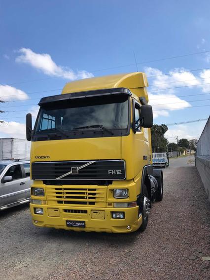 Volvo Fh12 380 Cavalinho 4x2 Toco 2000