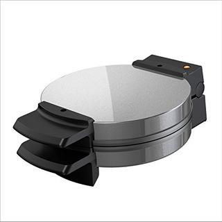 Waffle Maker De Black + Decker, Acero Inoxidable, Wmb500