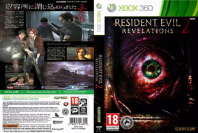Resident Evil Revelations 2 Para Xbox360 Destravado