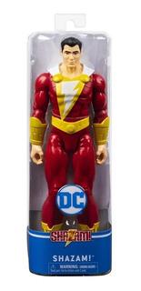Dc Figuras Articuladas 30cm Superman Flash Shazam Original!!