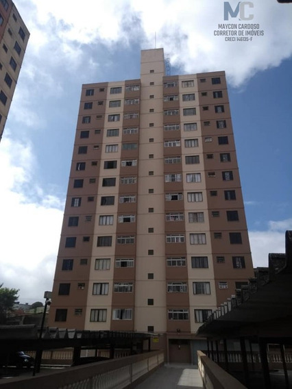 Apartamento A Venda No Bairro Sapopemba Em São Paulo - Sp. - 1147-1
